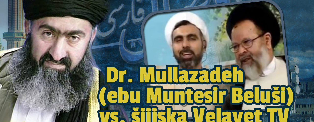 Dr. Mullazadeh (ebu Muntesir Beluši) vs. Velayet TV